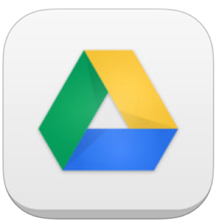how to logout of google drive app on iphone