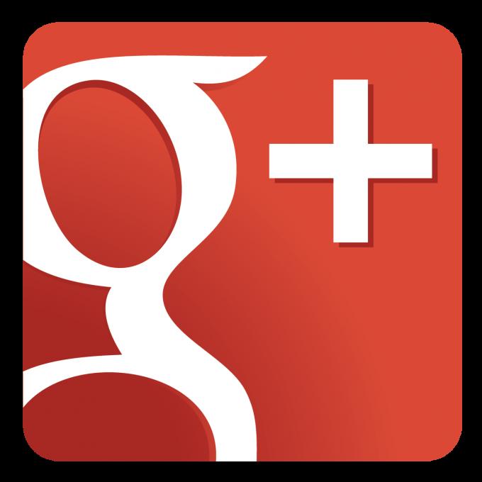 Google Plus Logo Google plus logo