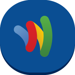 Google Wallet Logo Icon Vector