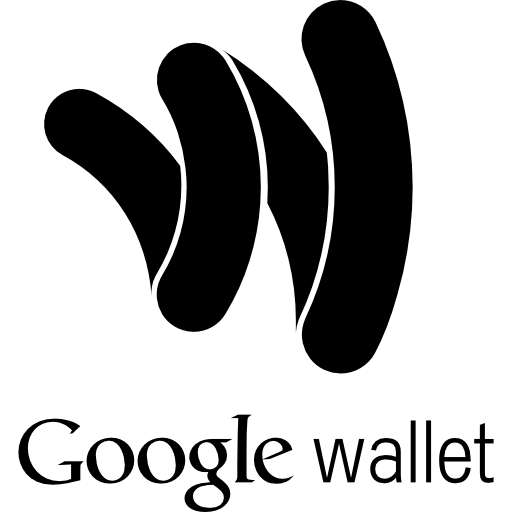 Google Wallet Logo Save Icon Format