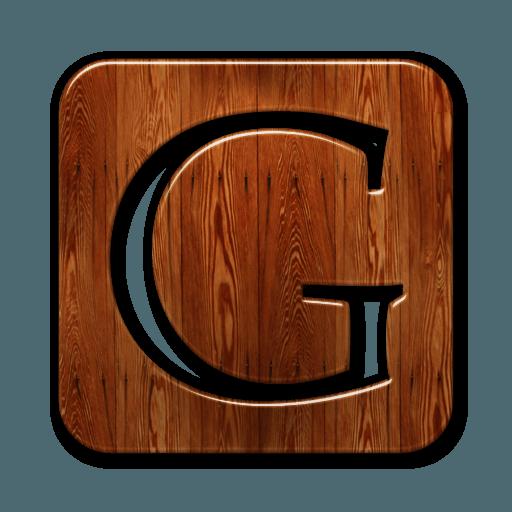 Google wood symbol