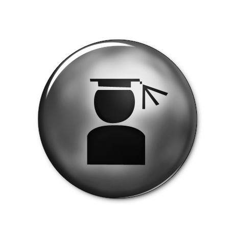 Graduate Save Icon Format image #7846