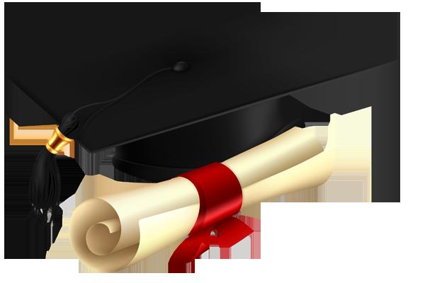 Graduation Cap Clip Art HD