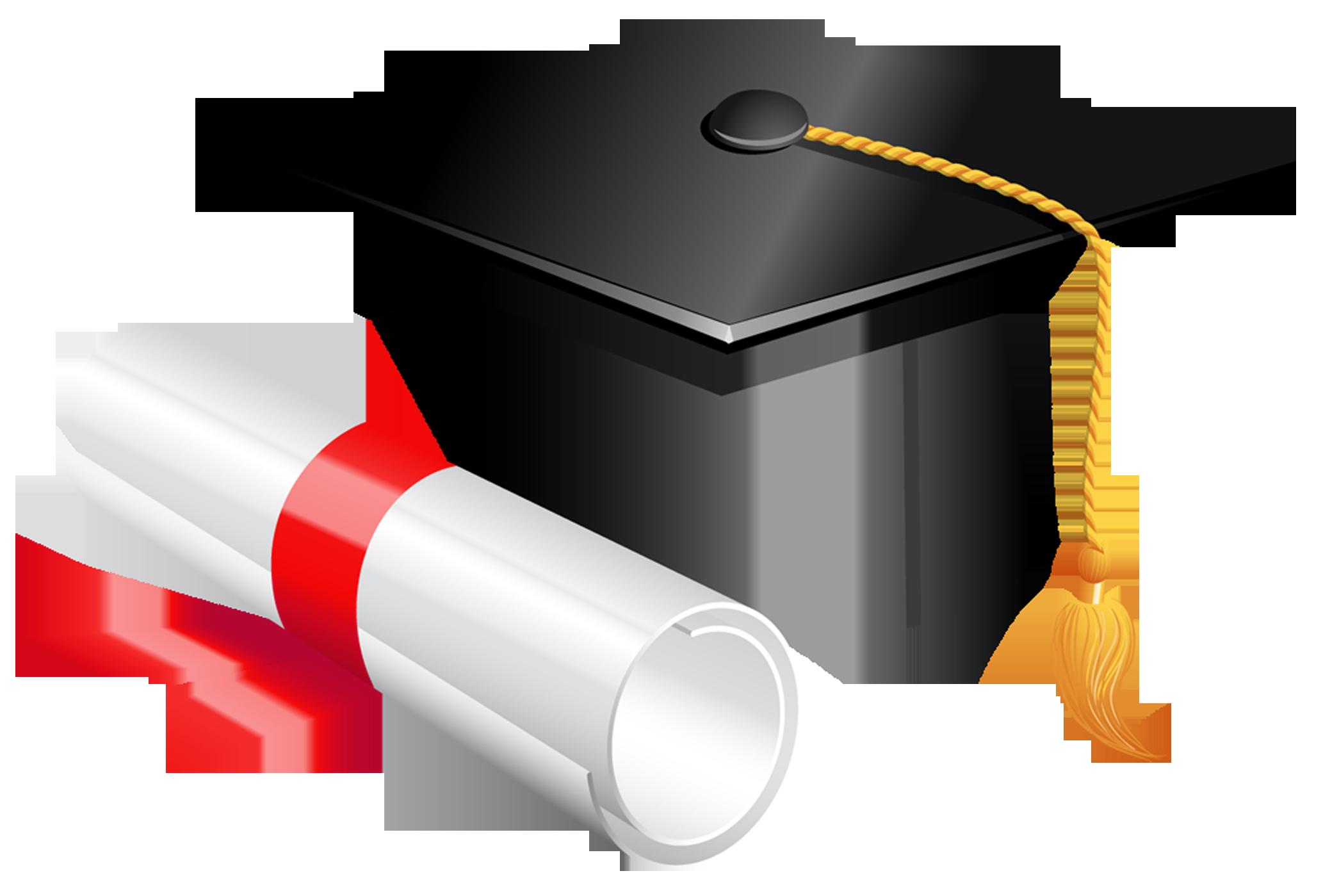 Graduation Cap, hat PNG Picture