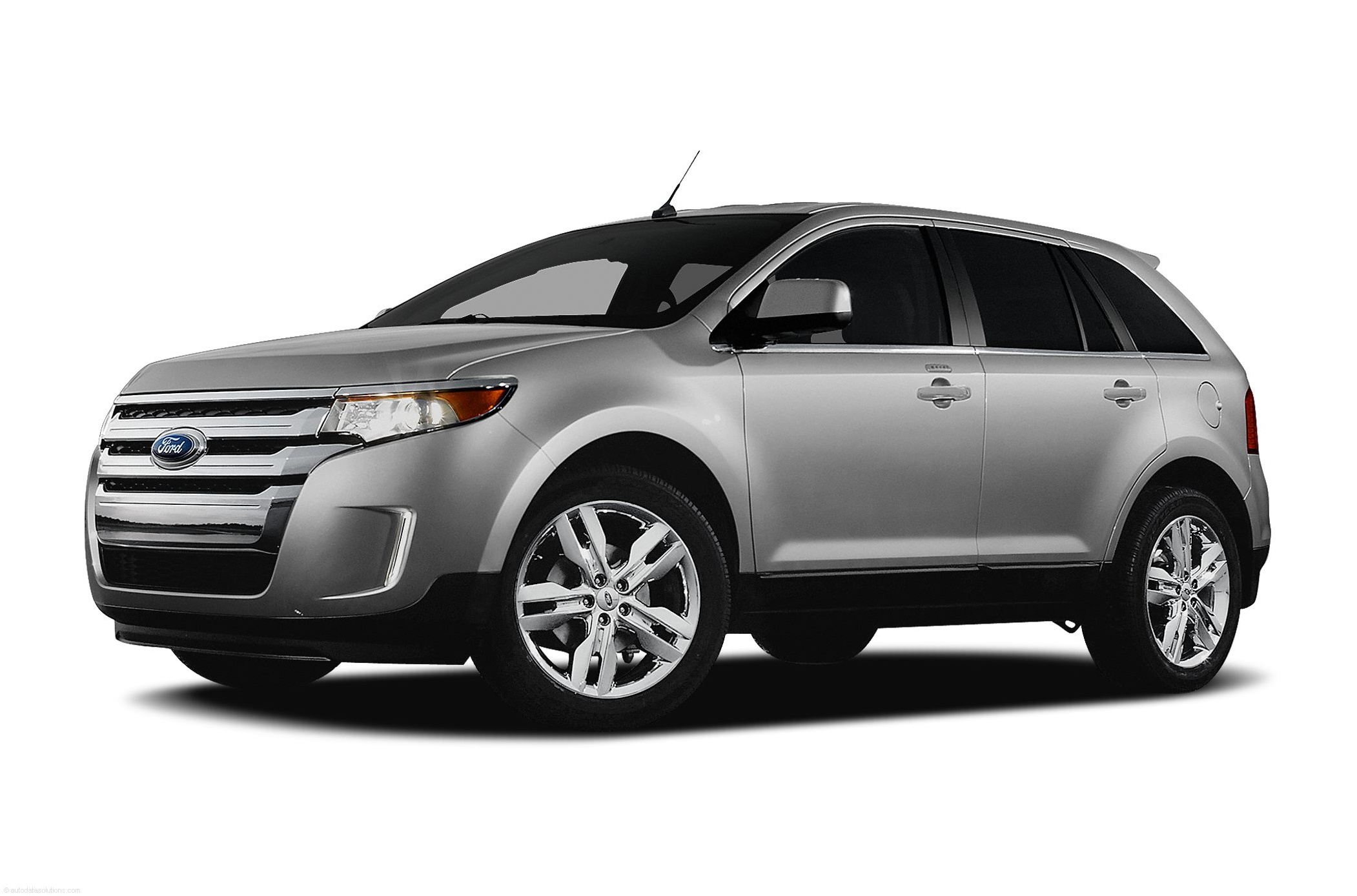gray ford edge png