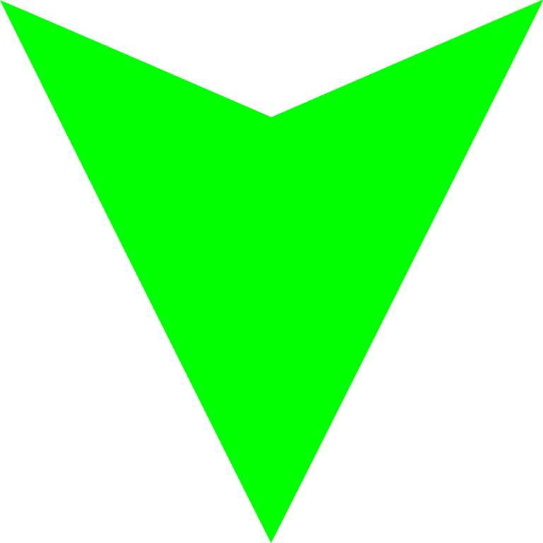 down green picture arrow png