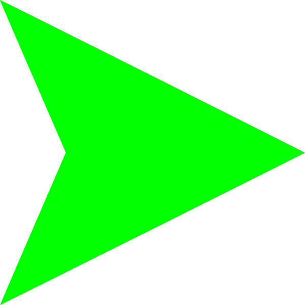 Green Arrow Png image #16660