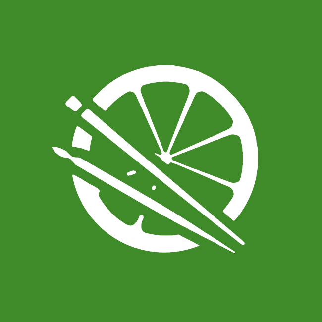 Green BG Paint Tool SAI Icon