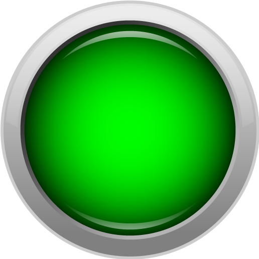 Green Button Icon Png