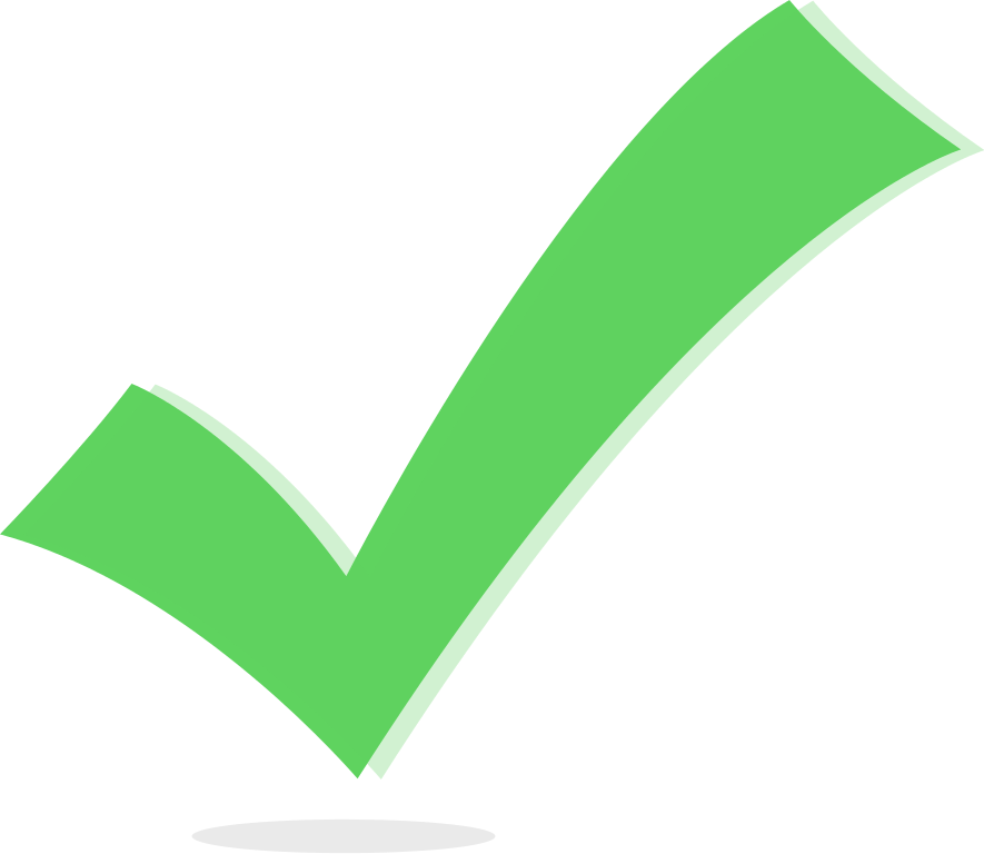 Green Checkmark Png image #25951
