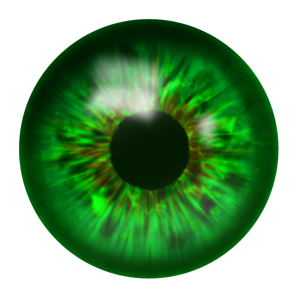 Green Eye Png Image image #42309