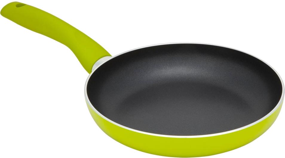 Green Frying pan PNG