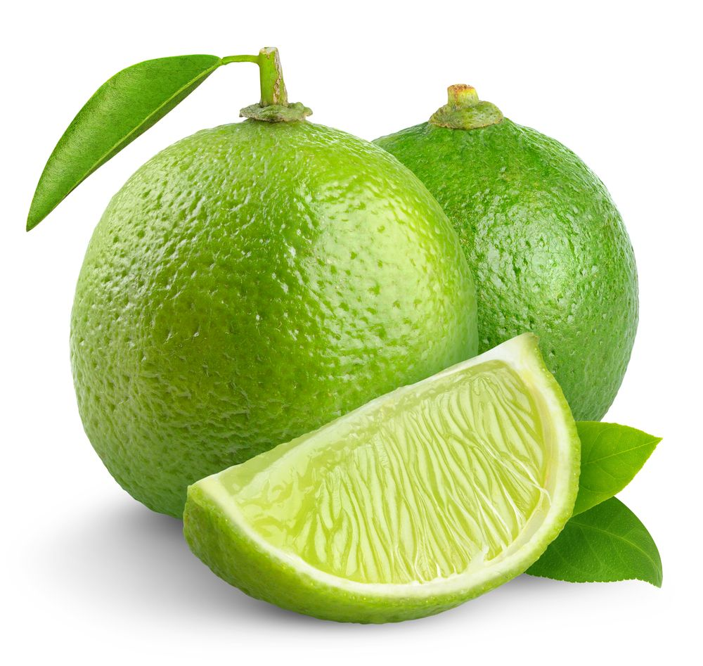 Green Lemon Png image #38650