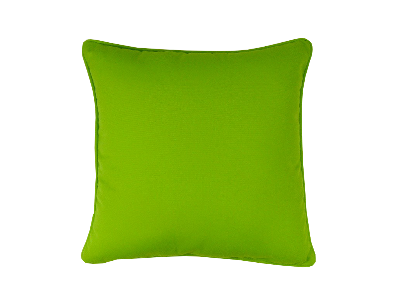 Green Pillow Png image #28461