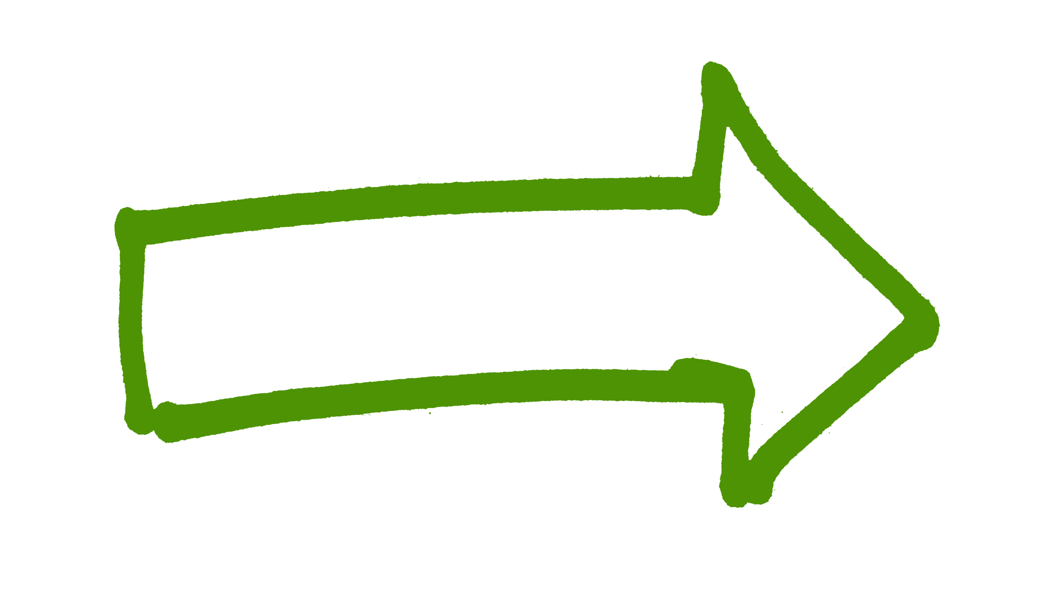 green right arrow png