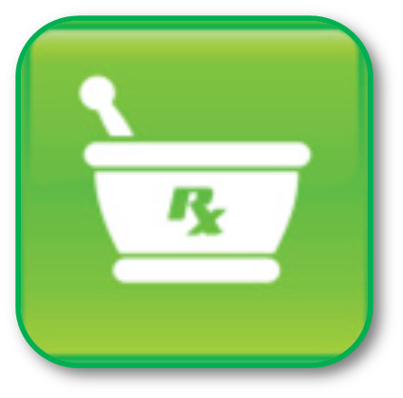Green Rx Icon image #25473