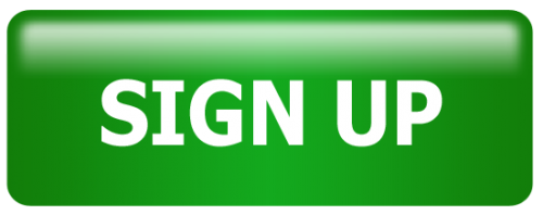 Green Sign Up Button Png image #28477
