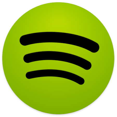 green spotify icon image