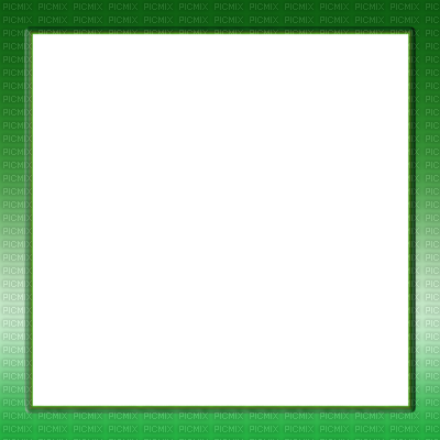 Green Square Frame image #25169