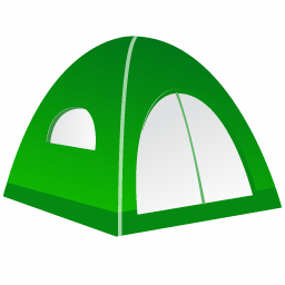 Green Tent download tent PNG images