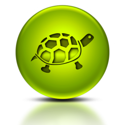 Green Turtle Icon image #10975