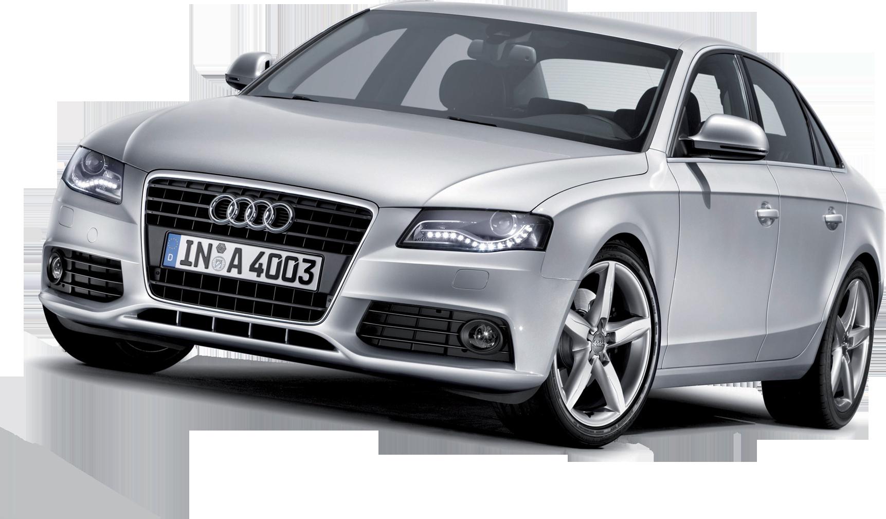 Grey Audi PNG auto car