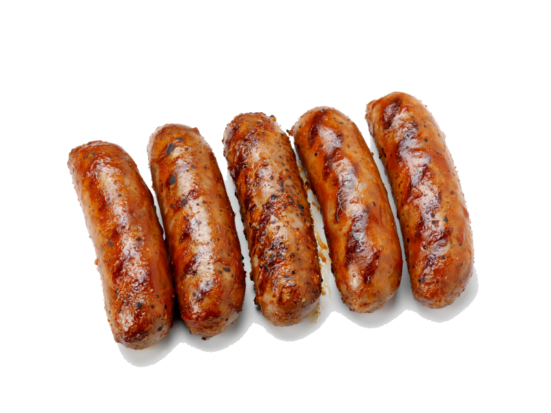 Grilled Sausage PNG Image