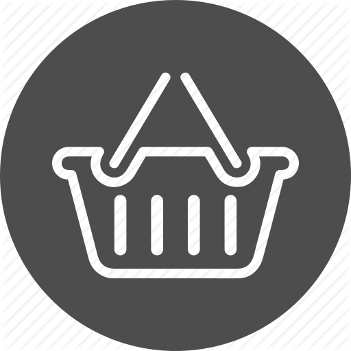 Icon Shopping Basket Hd image #7468