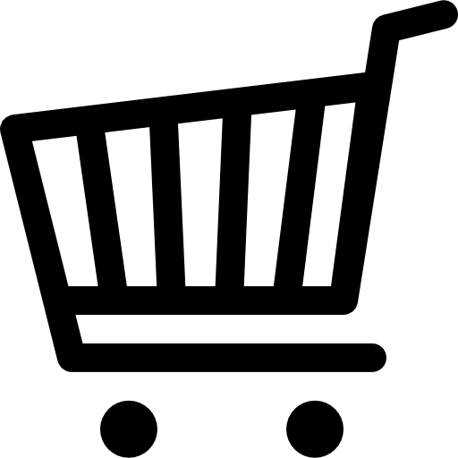Icon Vector Grocery Cart image #7479