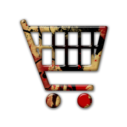 Grocery Cart Icon image #7494