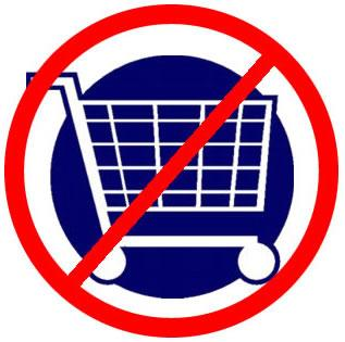 Grocery Cart Icon image #7497