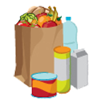 Grocery Cart Icon image #7500