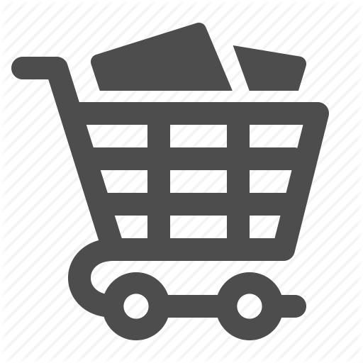 Grocery Cart Icon image #7482