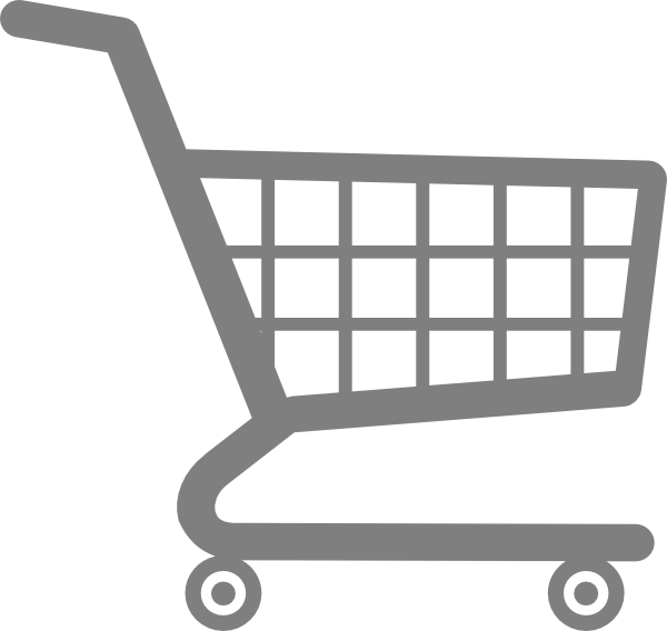 Grocery Cart Icon image #7485