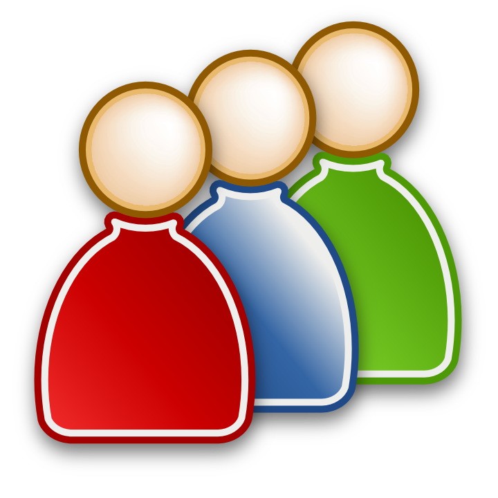 Group Icon Png image #3230