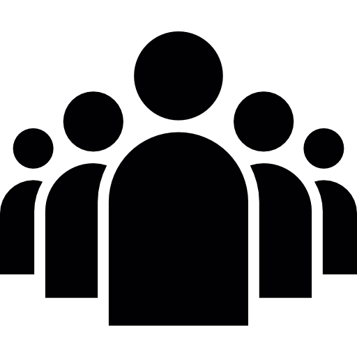 Group Of People In A Formation image #3232