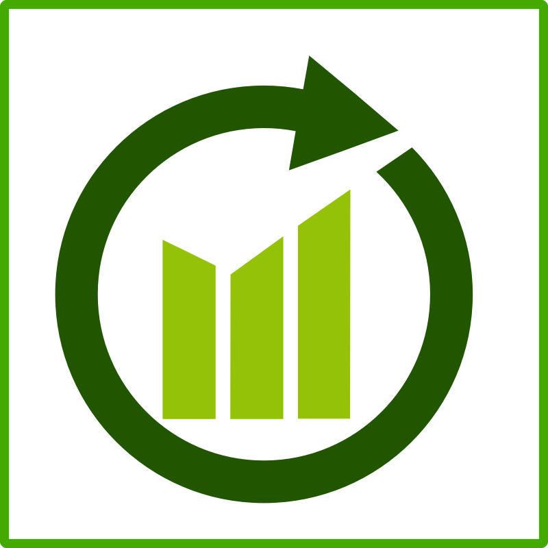 Free Growth Icon