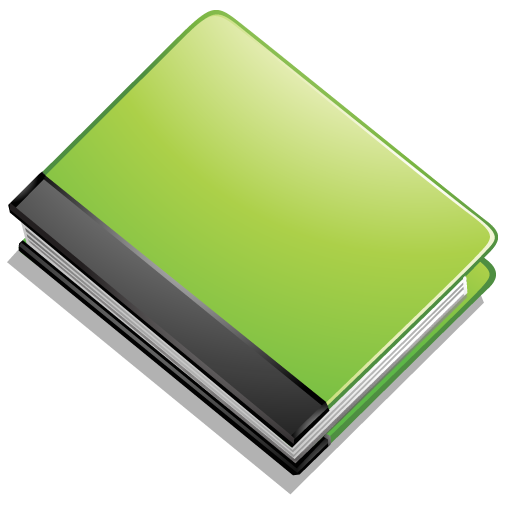 Vector Guest Book Icon
