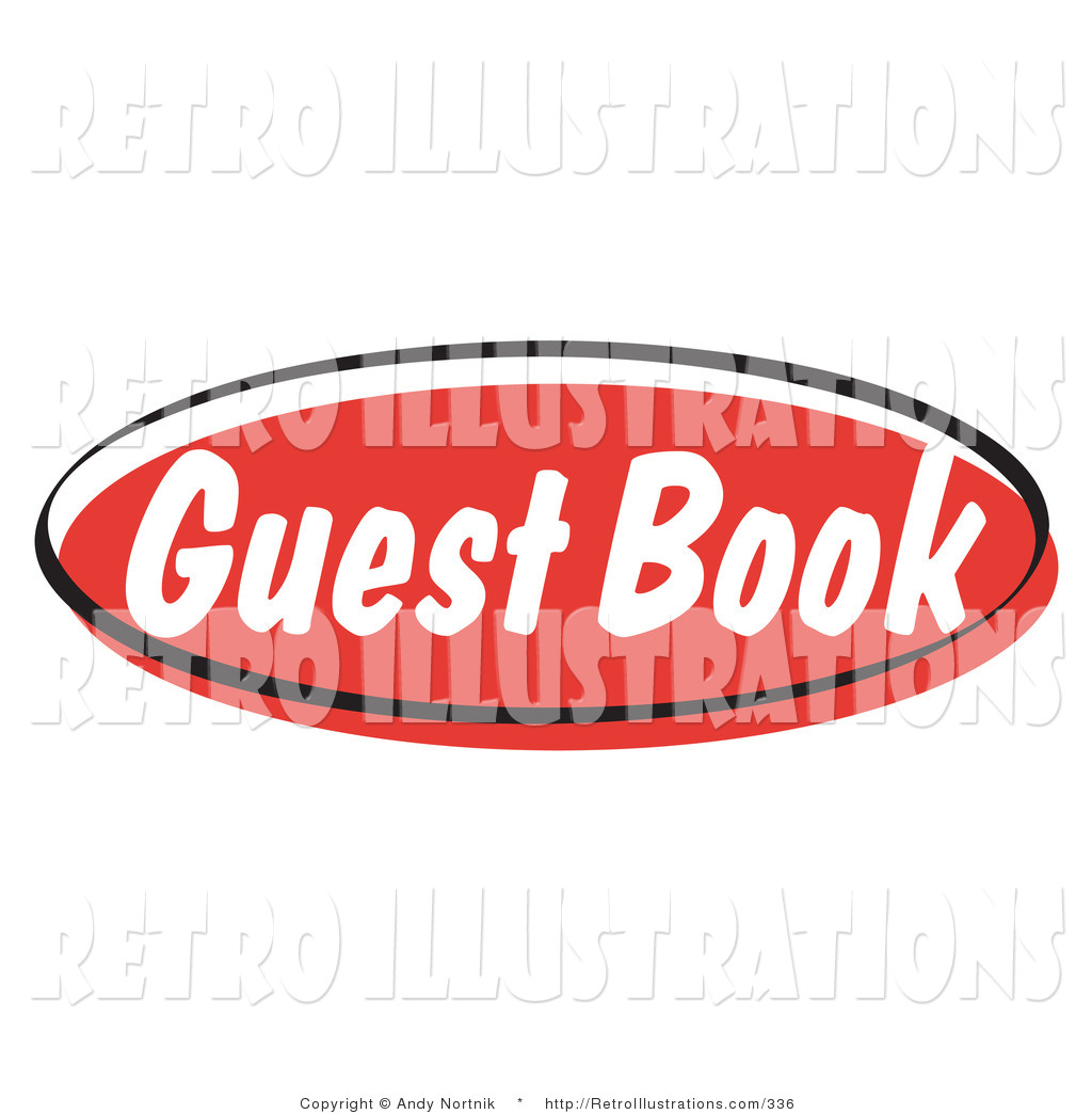 Guest Book Icon Photos