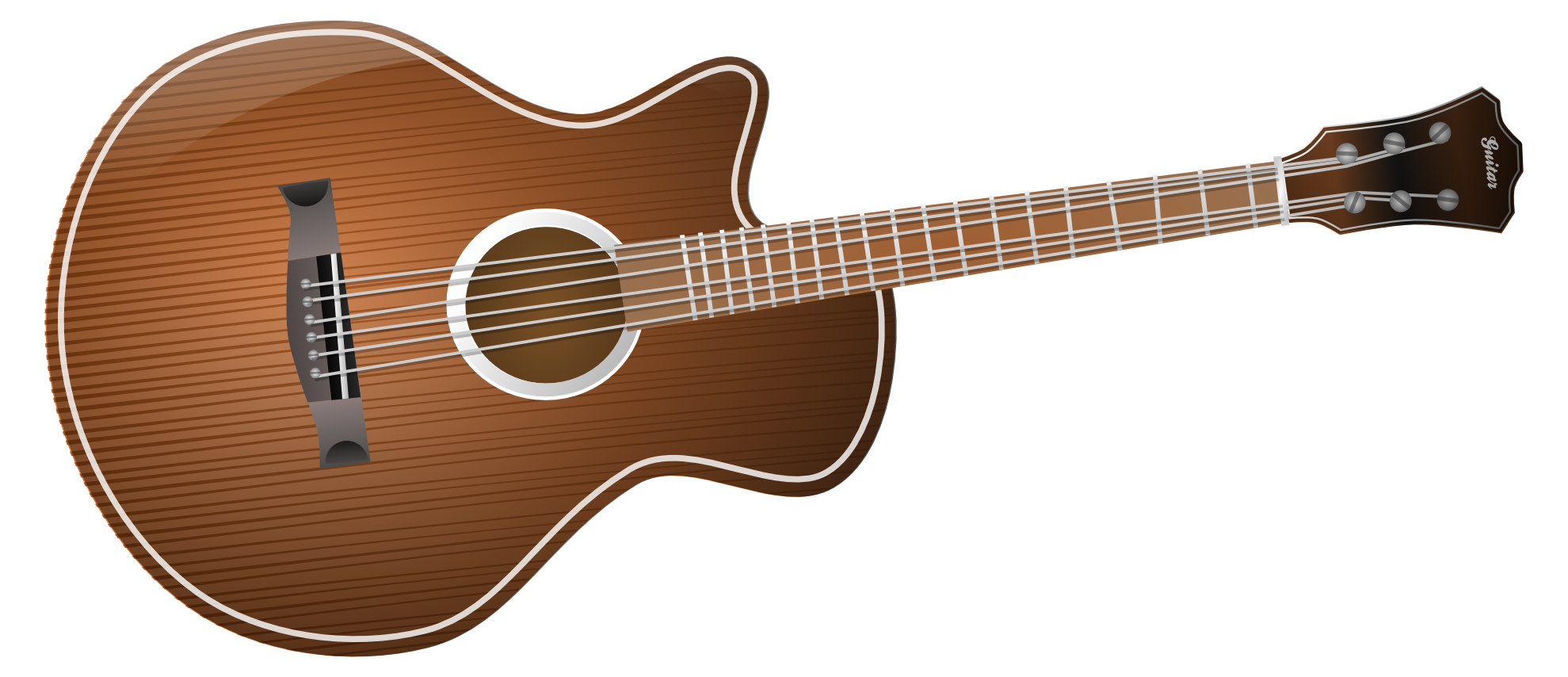 Guitar Clipart Designs Png image #46311