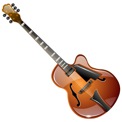 Size Guitar Icon image #17590