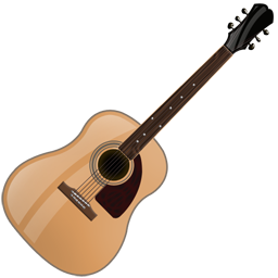 Guitar, Instrument Icon image #17585