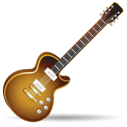 Guitar, Instrument, Music Icon image #17578