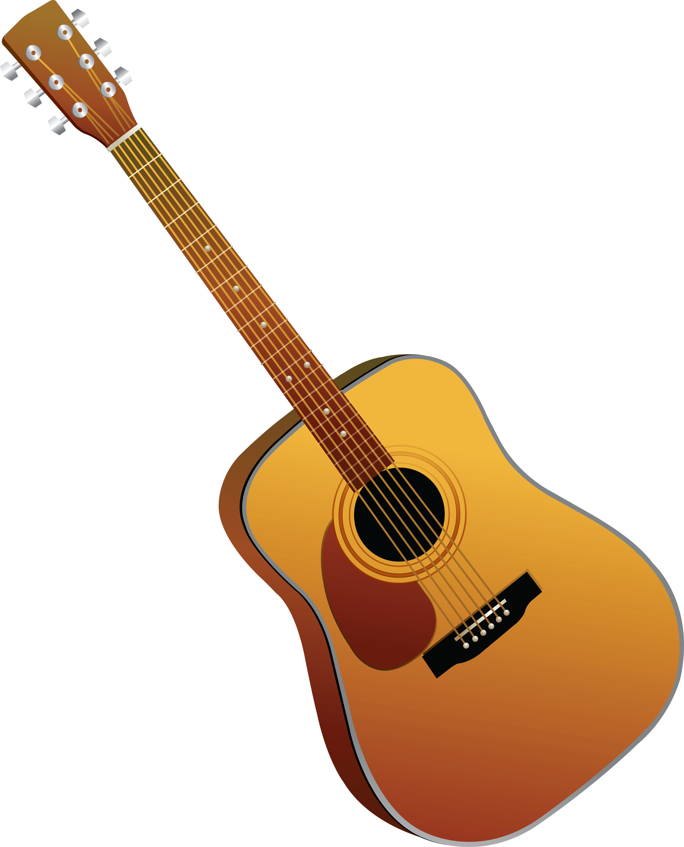 Guitar Classic PNG Image image #46320