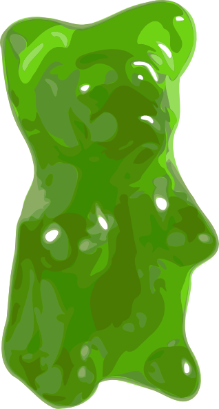 Gummy Bear PNG Free Download