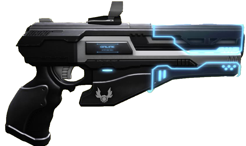 Background Transparent Gun image #40739