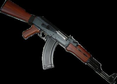 gun, weapons, ak 47 png