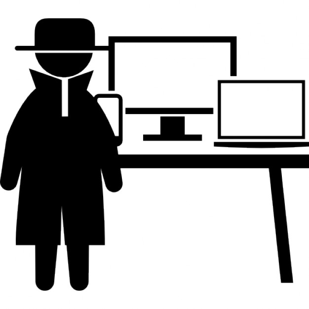 Hacker Symbol Icon Png Transparent Background Free Download 37246 Freeiconspng