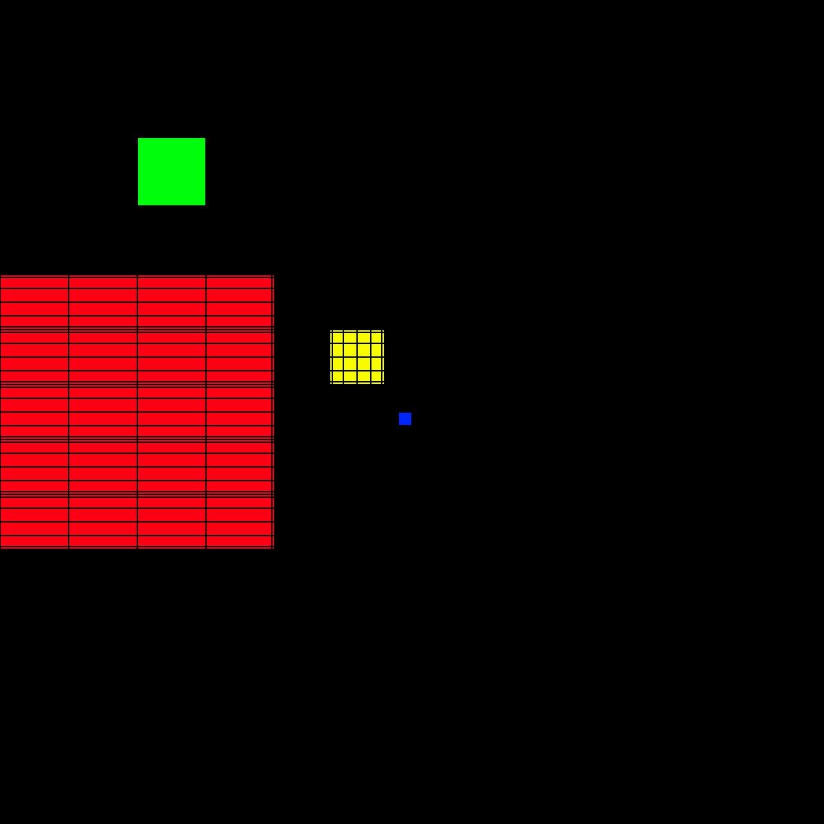 Haemocytometer Grid Png image #43573