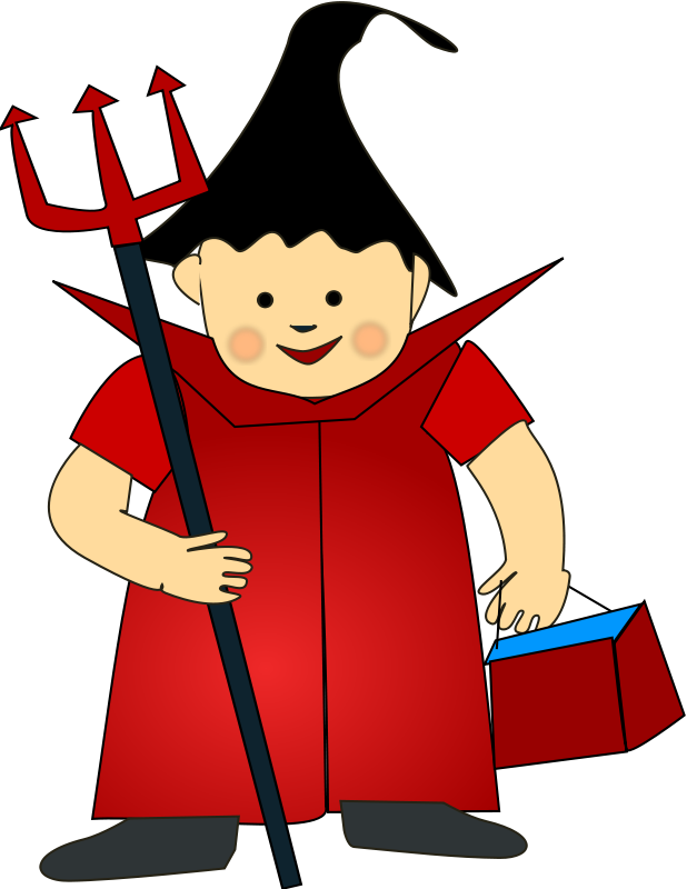 halloween clipart costume
